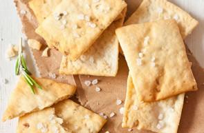 cracker all'olio extravergine di oliva Piave