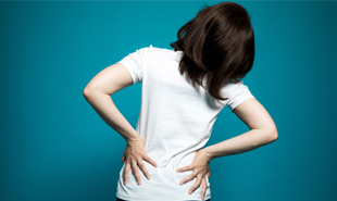 low back pain, strained back, slipped disk, medical abstract con
