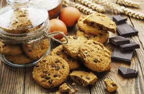 Cookies-con-gocce-di-cioccolato