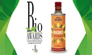 premio Bio Awards Sana 2016 Olio di Girasole Piave 1938
